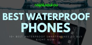 BEST WATERPROOF PHONES IN NIGERIA