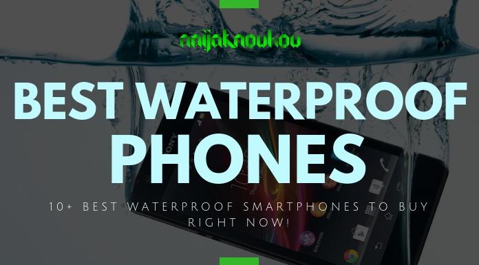 BEST WATERPROOF PHONES IN NIGERIA