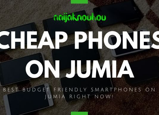CHEAP PHONES ON JUMIA