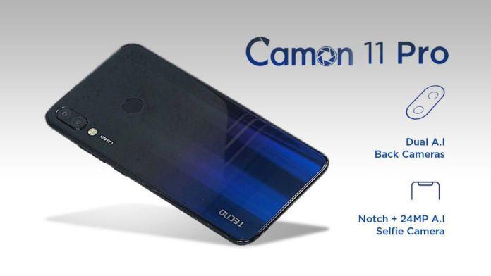 TECNO Camon 11 Pro