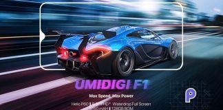 UMIDIGI F1