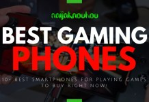 BEST GAMING PHONES IN NIGERIA
