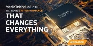 Helio P90 SoC