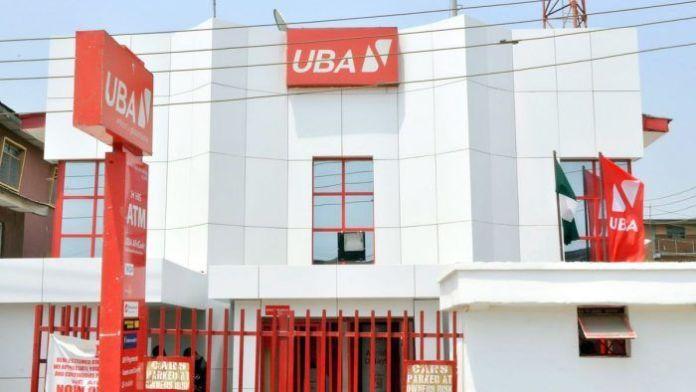 uba bank building