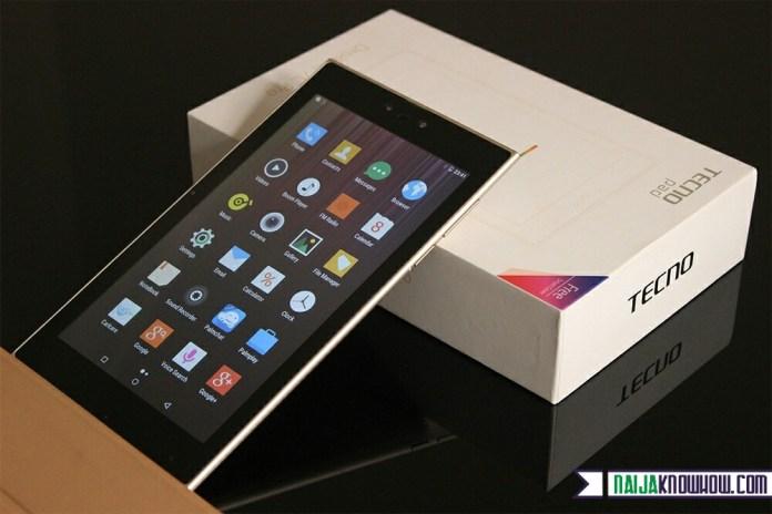 TECNO Droidpad 7C pro