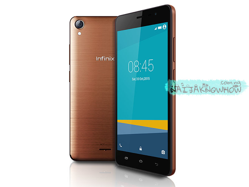 How to Root and Change IMEI of Infinix Hot Note X551