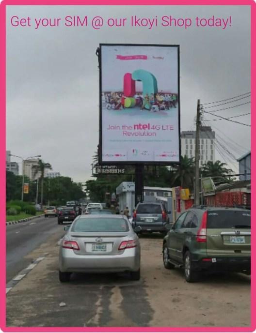 NTEL Shop Ikoyi Lagos