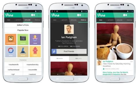 Vine | Best Android Apps