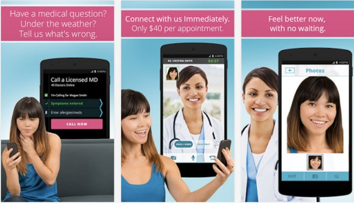 Doctor-on-demand-app