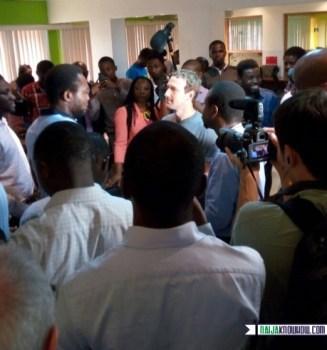 Pictures Of Mark Zuckerberg In Lagos