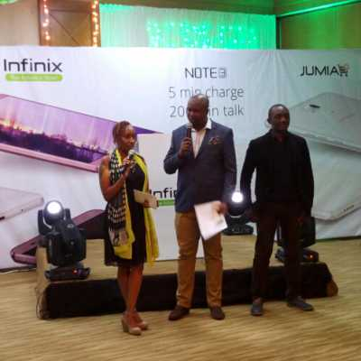 See Pictures & Official Price Of Infinix Note 3 Launch In kenya