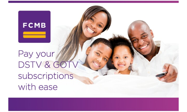 How To Pay DSTV and GOTV Subscriptions With FCMB Online Banking