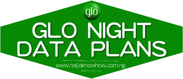 Glo Night Data Plans