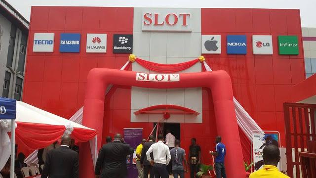 SLOT stores in Nigeria
