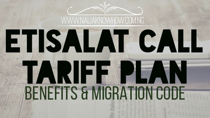 etisalat-call-tariff-plan-and-migration-code-in-nigeria