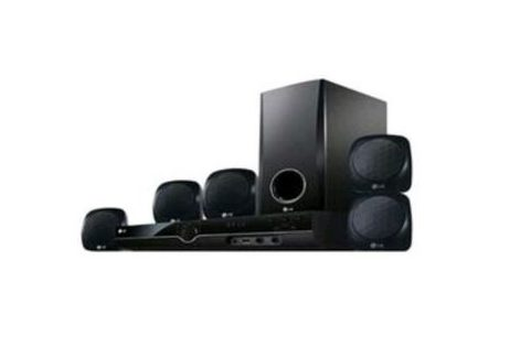 LG LG 5.1 Home theater - LG home theater sound system