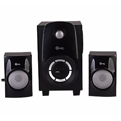 Gway-2.1-Bluetooth-Home-Theatre-Shock-Speakers-System-GS-Mark-II/Cheapest & Best Home Theatre Systems in Nigeria