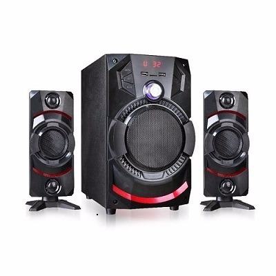 Jiepak 2.1 Channel Bluetooth Home Theatre System - JP-106/Cheapest & Best Home Theatre Systems in Nigeria
