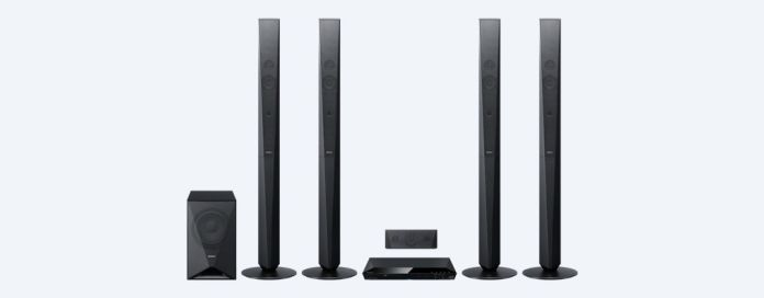 Sony Home Theatre DZ950