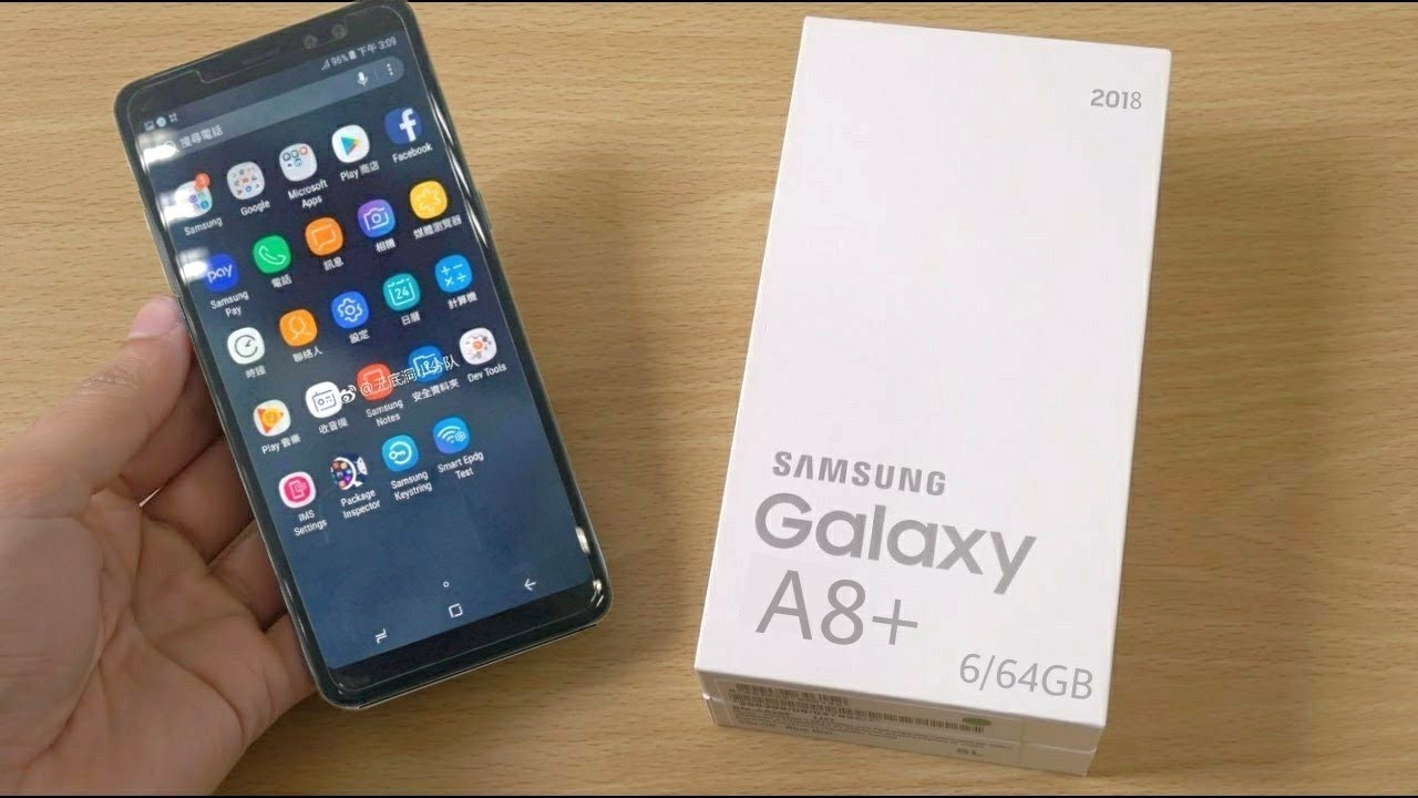 quality design a9aa3 f5dec Samsung Galaxy A8+ Price In Nigeria (Jumia & Konga), Specs & Features