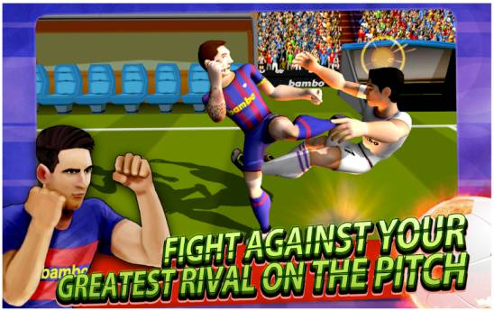 Soccer Fight