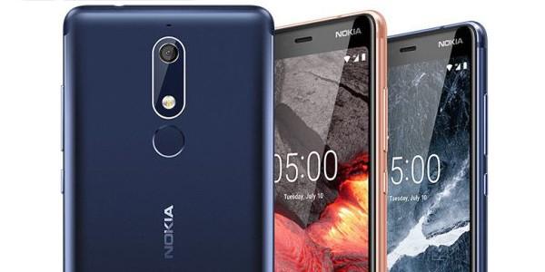 Nokia 2.1 3.1 5.1