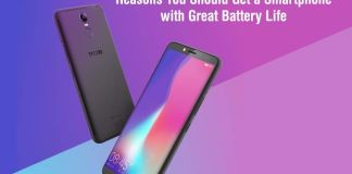 Tecno Pouvoir 2 -- Reasons to buy a big battery phone