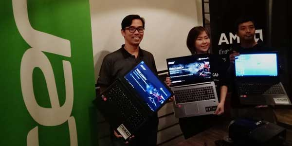 Acer and AMD Released Two Cheap Gaming Laptops