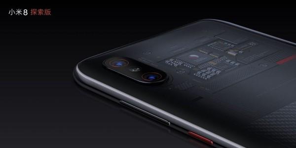 Xiaomi Mi 8 EE Black