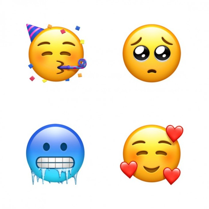 apple adds more emojis