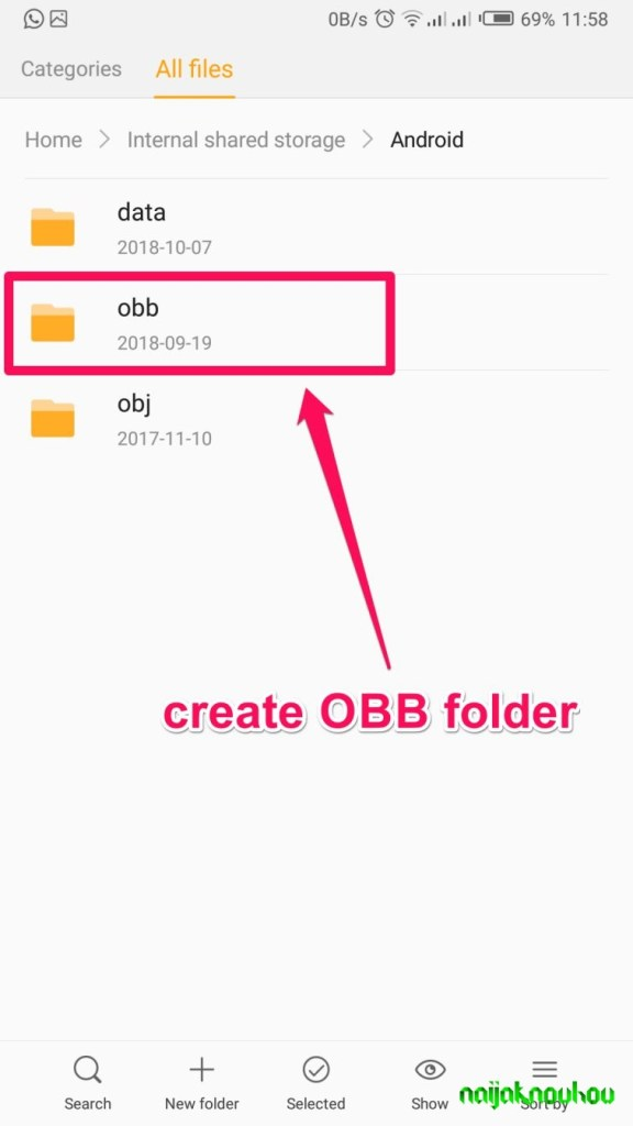 How To Install APK and OBB Files on Android (Games and Apps)