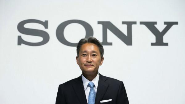 Sony Corp. CEO Kenichiro Yoshida