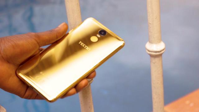 TECNO pouvoir 2 Pro Gold