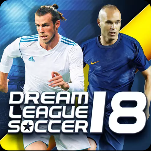 Dream league Soccer 2018 (offline ios games)
