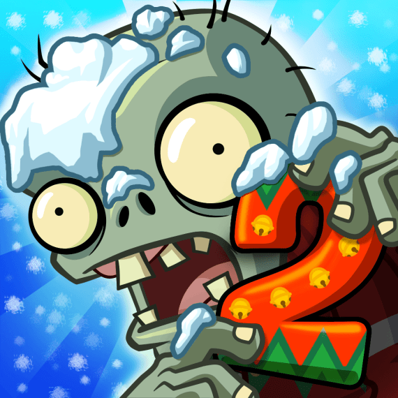 Plant vs zombies (Offline-iOS-Games)