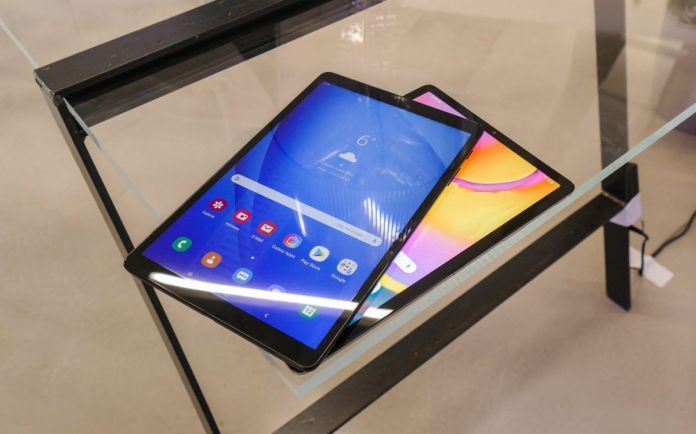 Galaxy Tabs - Samsung Galaxy Tab S5e and Galaxy Tab A 10.1 (2019)