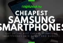 BEST CHEAP SAMSUNG PHONES