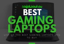 BEST GAMING LAPTOPS (PC) TO BUY IN NIGERIA