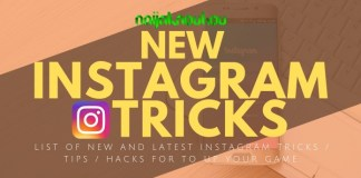 NEW INSTAGRAM TRICKS AND HACKS