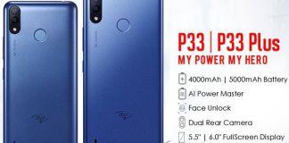 P33 and P33 Plus