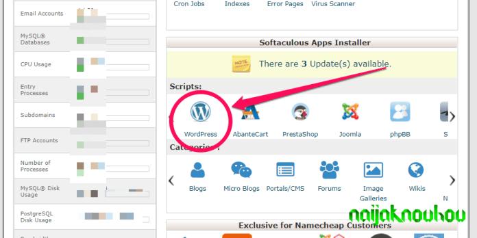 how to uninstall or delete wordpress website