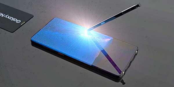 Galaxy Note 10 Image Leak