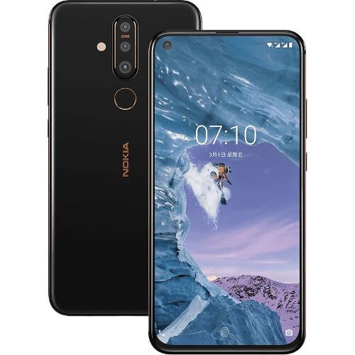 Nokia X71 (Nokia 8.1 Plus)