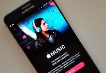 apple music on Samsung android