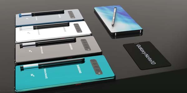 galaxy note 10 four variants
