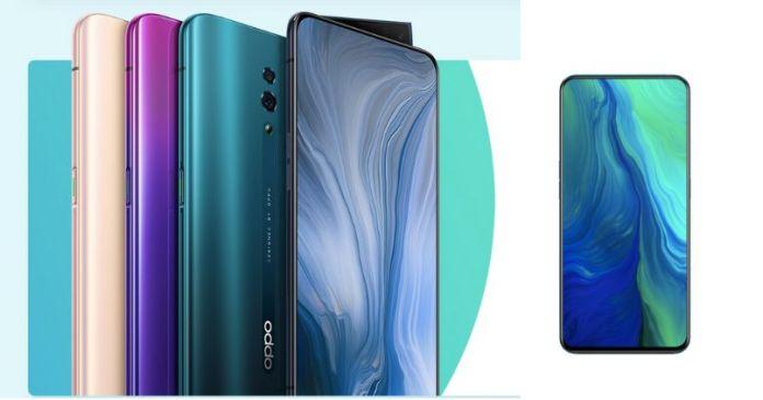 OPPO Reno Full Screen Phone