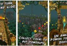 temple run - best offline games for kids