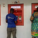 Zenith bank ATM point Aguda, Surulere, Lagos