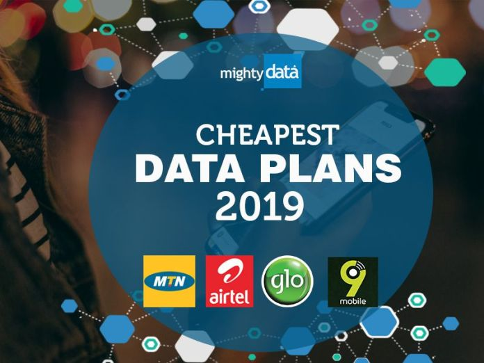 Cheapest Data Plans in August 2019 - Mighty Data