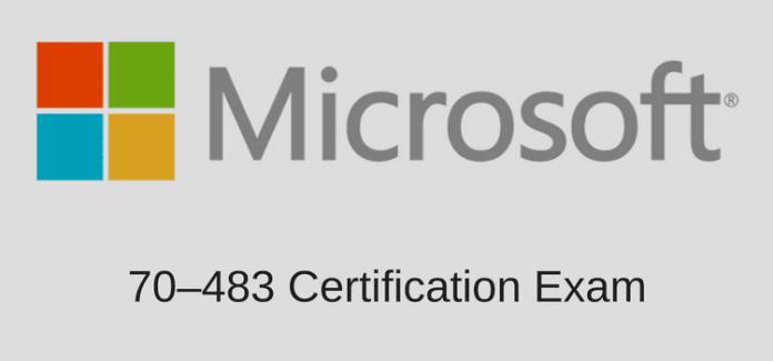 Microsoft 70-483 Exam